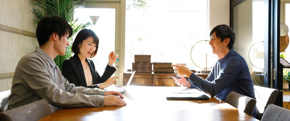 GAKU静岡オフィスイメージ